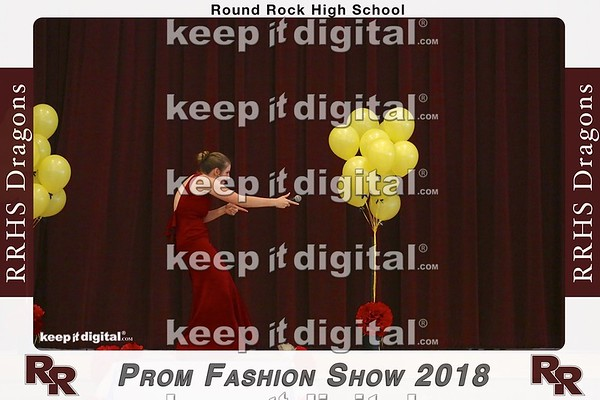 Prom Fashion Show 2018 - Digital Only