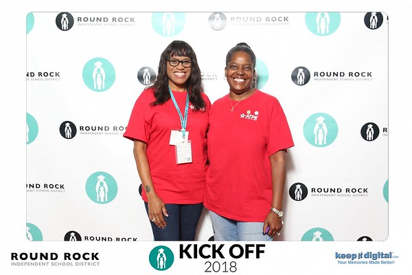 RRISD Kickoff 2018 - Keep it Digital