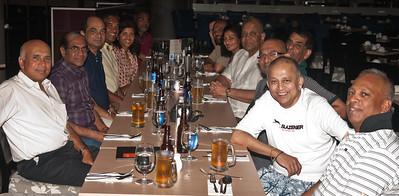 L-R . Rasa , Saveri , Siva , Appa , Yohini , Sunthar , Sonia , Praba , Elsie , Nage , KPath , Mohan , KBala & Sangi.