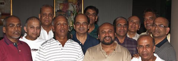 Back Row . Nage , KPath & Rasa. In Front. Sunthar , KBala , Sangi , Siva , Praba , Saveri , Thaya , Appa & Mohan.