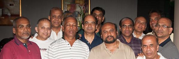 Back Row . Nage , KPath & Rasa. Front Row . Sunthar , KBala , Sangi , Siva , Praba , Saveri , Thaya , Appa & Mohan.