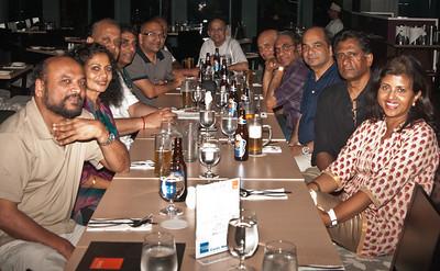 L-R. Praba , Elsie , Nage , KPath , Mohan , Sangi , KBala , Rasa , Saveri , Siva , Muthu & Yohini.