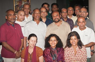 Back Row . Nage , KPath , Muthu & Rasa. Middle Row . Sunthar , KBala , Sangi , Siva , Praba , Saveri , Thaya , Appa & Mohan.  Seated . Sonia , Elsie & Yohini.