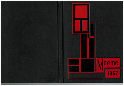 Rutgers Camden Mneme 1967 Yearbook