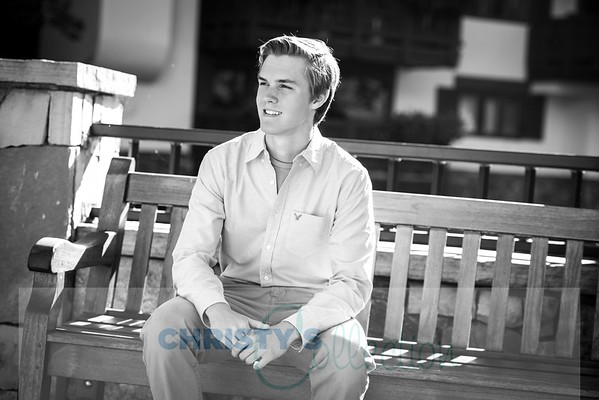 Ryan's Senior Pictures
