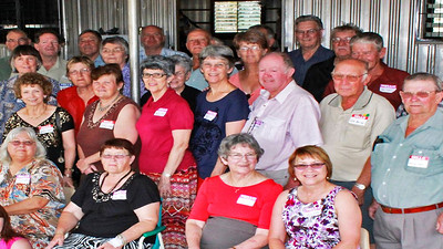 Rywrung State School Reunion at Cameby Community Hall on 27-10-2012.  BYO smoko and lunch and meet at around 10am. Some of the ex students.