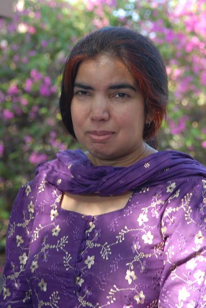 Farzana Khurshid (Pakistan) - 3rd Quarter