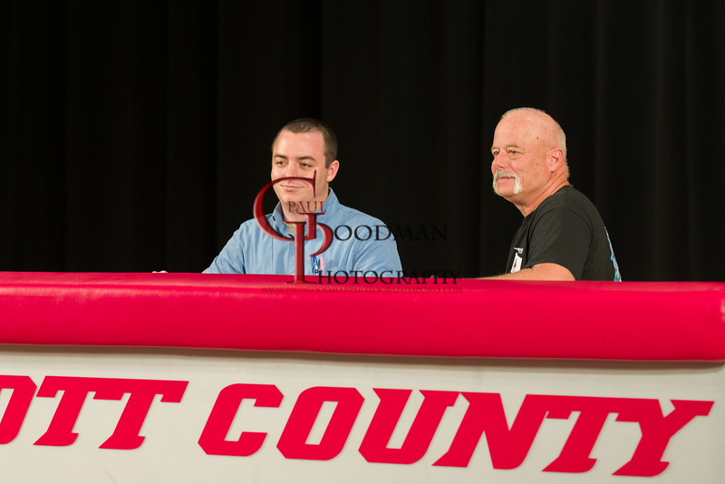 SCHS Military signing day
