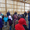 First grade South Decatur Elementary School field trip to Utopia Wildlife Rehabilitators. November 14, 2013