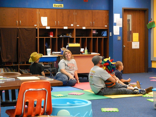 The special education classrooms at South Decatur Elementary School were recently renovated.