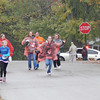 South Decatur High School Fall Fun Run sponsored by Music Parents.