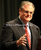 Senator Mark Pryor was the commencement speaker at the Southeast Arkansas College commencement program Friday.