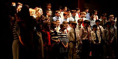2008 5th Grade Class