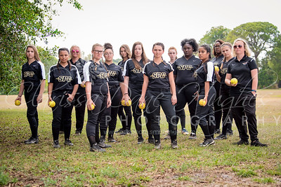 SPC Softball Team Portraits 2018