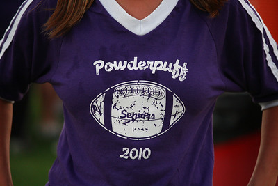 POWDER PUFF FOOTBALL 2010