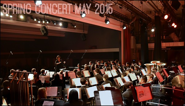 SPRING CONCERT- MAY 2015