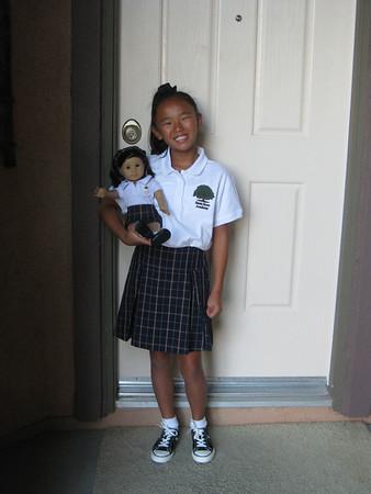 Claire's 5th Grade SRA 2012-2013