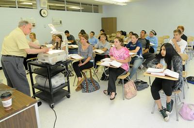SUMMER EDUCATIONAL PROGRAMS, BISHOP EUSTACE PREP, PENNSAUKEN NJ. 06/26/13