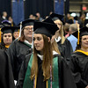 The Sage Colleges in Troy and Albany commencement at the Houston Field House in Troy, Saturday  May 17,  2014 (Mike McMahon - The Record)
