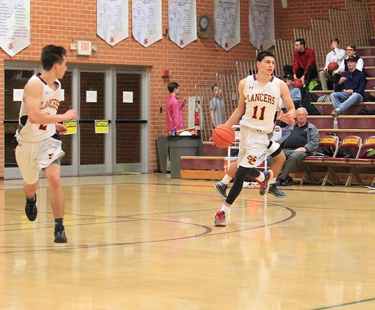 Salpointe Boys Basketball 2016