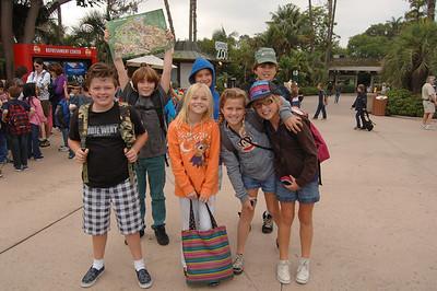 San Diego Zoo Trip 2010
