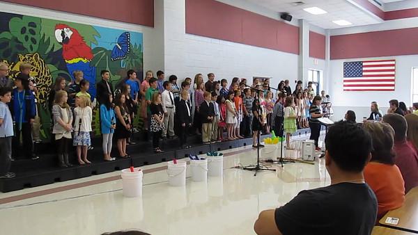 Sarabeth Recorder & Choir