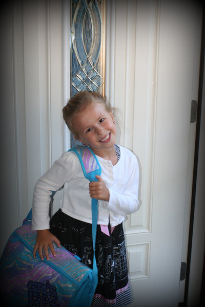 first day of 1st grade-mrs michelson