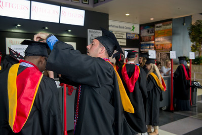 Rutgers Camden Convocation 2014