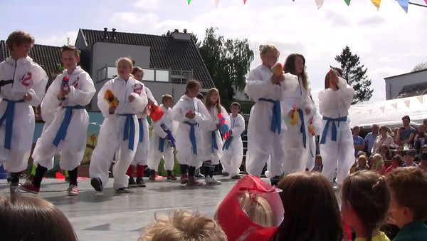 Schoolfeest Lagere School Ten Ede Ghostbusters