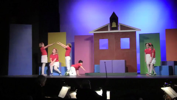 Schoolhouse Rock Live - The Theo Parts