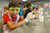 Science in the Summer at the Indian Valley Library in Telford.   Thursday,  July 17, 2014.  Photo by Geoff Patton