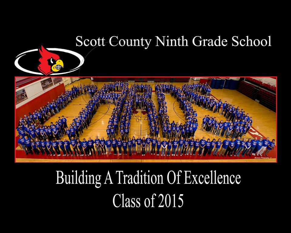 Scott County Ninth grade 8x10