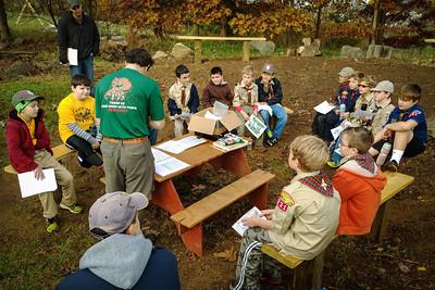 BVA Scout Day 11/2/2013