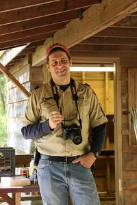 Scout Master Adam