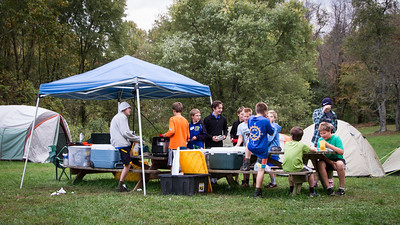 Lums Pond Outing 10/2014