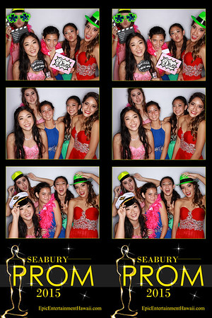 Seabury Hall's Prom 2015