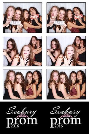 Seabury Hall's  Prom 2016