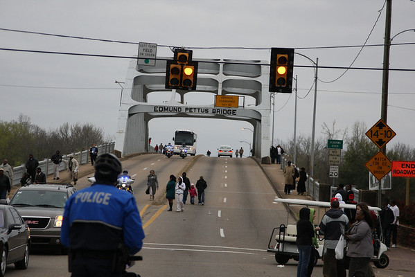Selma Bridge Crossing  2011