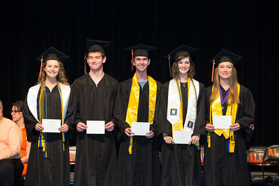 National Merit Scholarship Commended Scholars