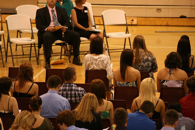 Senior Recognition Night 2012