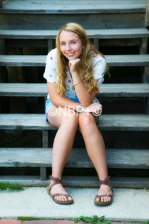 Abby Haley senior selects