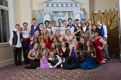 CBCS Prom 2015