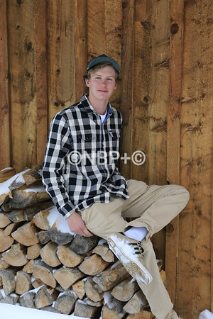 Camden Scales ALL Senior portrait 1/10/19