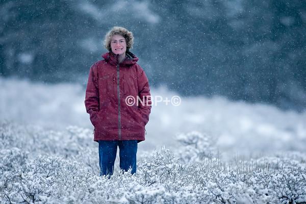 Luke Shull senior portrait 11/12/18 SELECTS