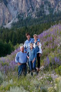 Murphy Smith senior & family 7/28/19