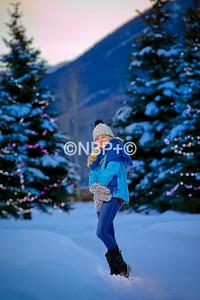 Nicki Senior portrait 12/30/18