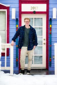 Noah Buehler Senior 2/12/17 SELECTS