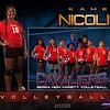 K Nicolis Varsity Volleyball GrungeSports_MemoryMate
