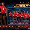 Z Joseph Varsity Volleyball GrungeSports_MemoryMate