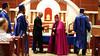 00019 - Bishop awarding diplomas, 3 (Emily Marter)